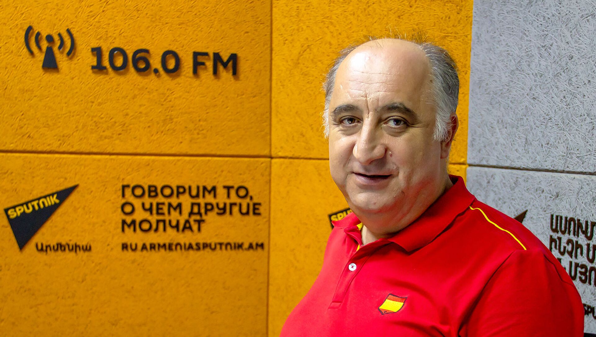 Сероб Хачатрян - Sputnik Արմենիա, 1920, 13.08.2021