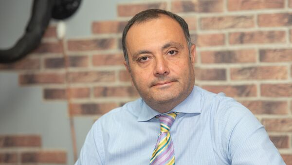 Чрезвычайный и Полномочный посол Армении в России Вардан Тоганян - Sputnik Արմենիա