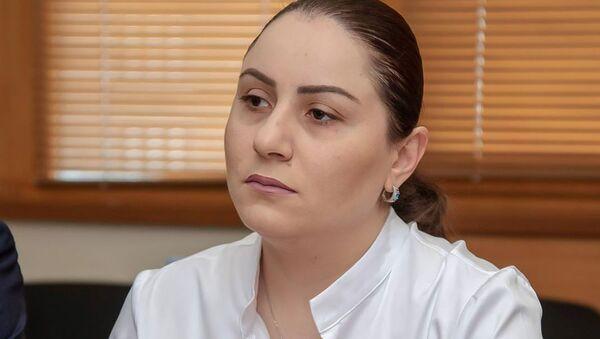 Шушан Даниелян - Sputnik Արմենիա