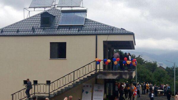 Открытие центра научно-приключенческого туризма в Калаване (5 сентября 2019). Гегаркуник - Sputnik Армения