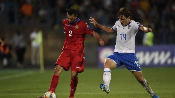 Чемпионат Европы 2020. Отборочный турнир. Армения - Италия - Sputnik Արմենիա