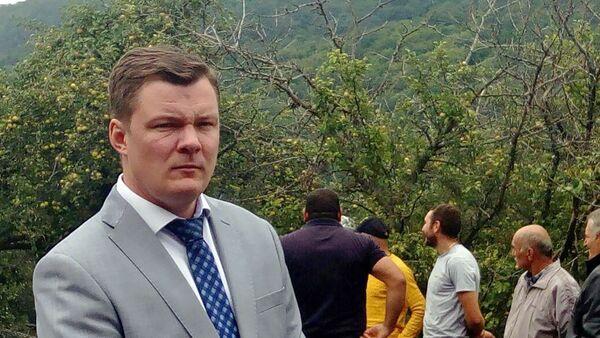 Дмитрий Степанов - Sputnik Армения