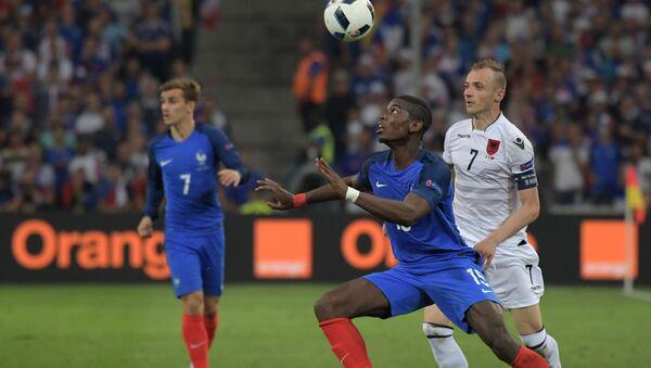 Футбол. Чемпионат Европы - 2016. Матч Франция - Албания - Sputnik Արմենիա