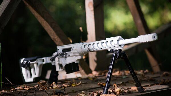 Производство снайперских винтовок в оружейной компании Lobaev Arms - Sputnik Արմենիա