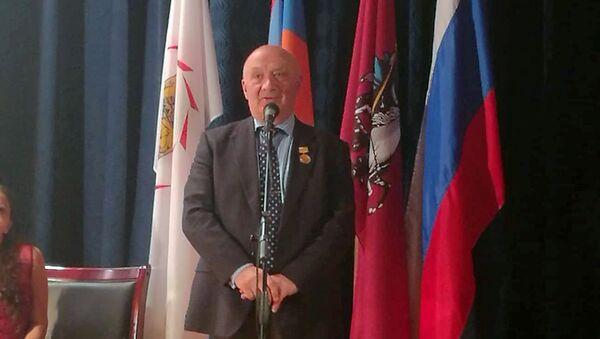 Творческий вечер Давида Мнацаканяна в Доме Москвы (10 сентября 2019). Еревaн - Sputnik Армения