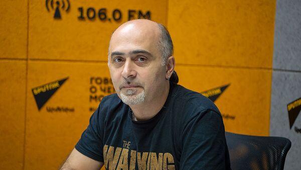 Sputnik զրույց - Սամվել Մարտիրոսյան - Sputnik Արմենիա