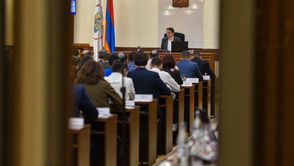 Заседание Совета старейшин (10 сентября 2019). Еревaн - Sputnik Արմենիա