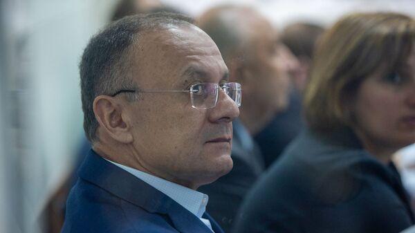 Сейран Оганян на судебном заседании по делу 1 марта (12 сентября 2019). Еревaн - Sputnik Արմենիա