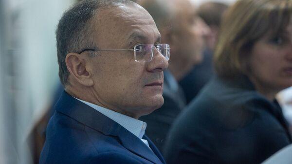 Сейран Оганян на судебном заседании по делу 1 марта (12 сентября 2019). Еревaн - Sputnik Армения