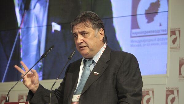 Депутат Государственной Думы России, член комитета по международным делам Семен Багдасаров - Sputnik Армения