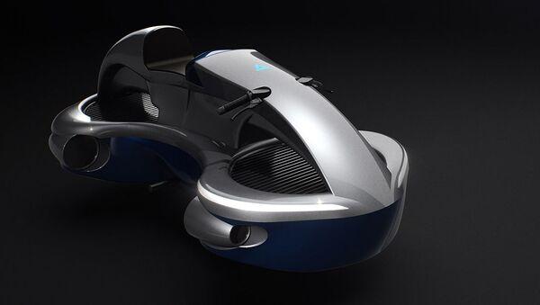 Японская компания разрабатывает летающий мотоцикл - Sputnik Արմենիա