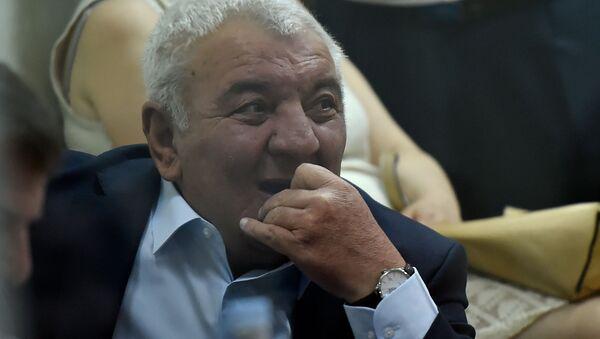 Юрий Хачатуров перед началом судебного заседания по делу 1 марта (17 сентября 2019). Еревaн - Sputnik Արմենիա