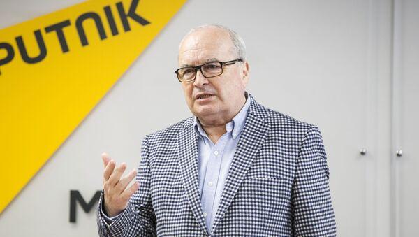 Глава информагентства и радио Sputnik Молдавия Владимир Новосадюк - Sputnik Армения