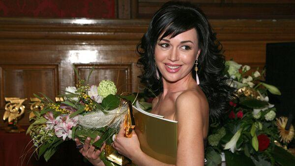 Актриса Анастасия Заворотнюк - Sputnik Армения