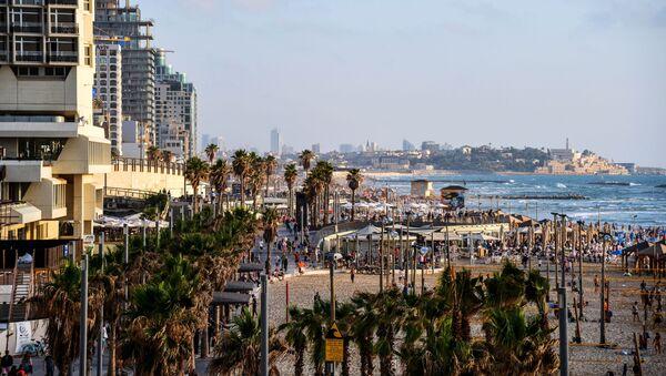 Города мира. Тель-Авив - Sputnik Армения