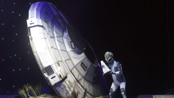 Цирковой спектакль OFU.Приземление - Sputnik Армения