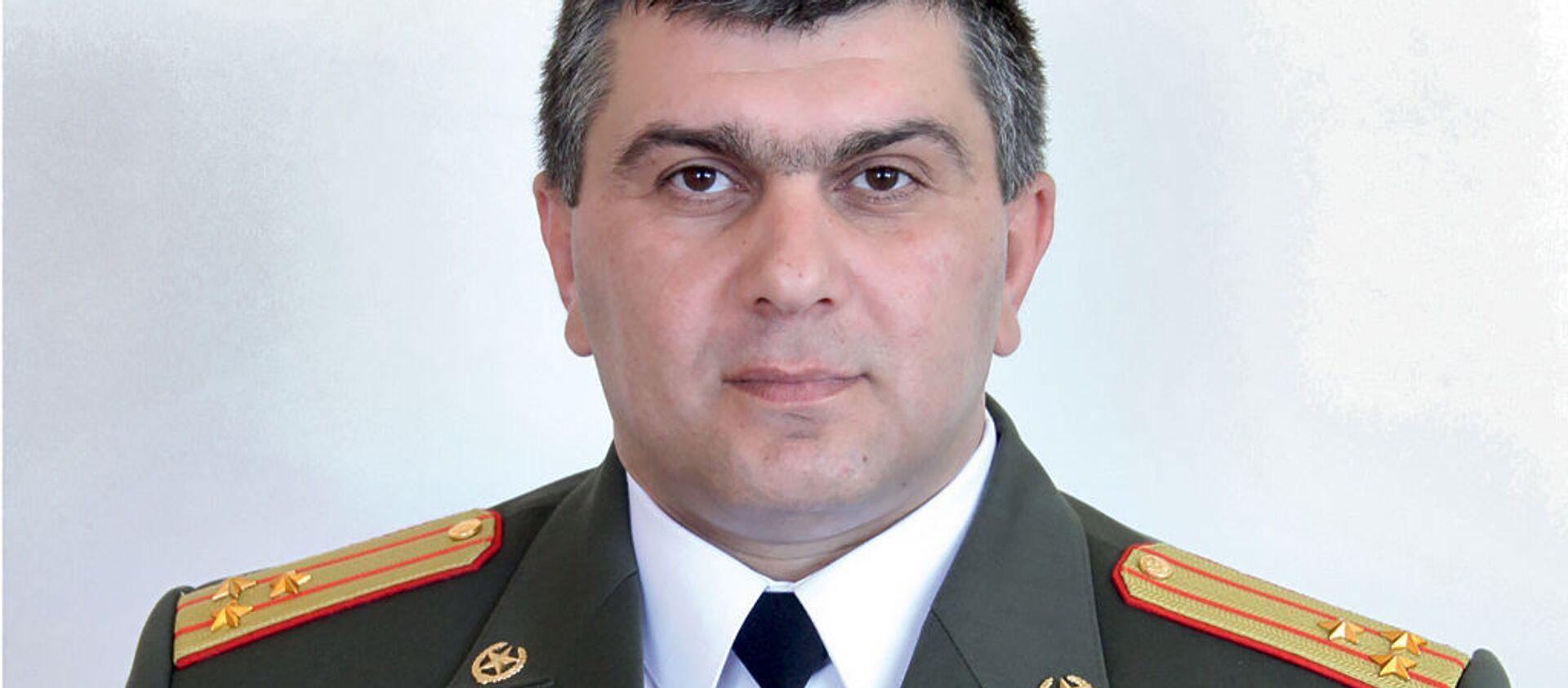 Григорий Хачатуров - Sputnik Армения, 1920, 04.07.2021
