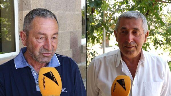 Как братья Галстяны рассорились из-за референдума о независимости - Sputnik Армения