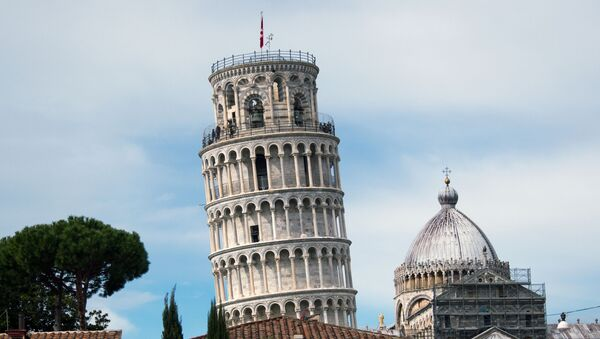 Страны мира. Италия. Пизанская башня - Sputnik Армения