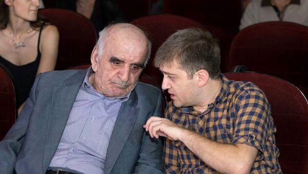 Айк Ордян и Артавазд Пелешян - Sputnik Արմենիա