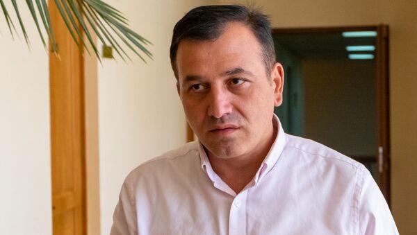Депутат от фракции Мой Шаг Николай Багдасарян - Sputnik Արմենիա