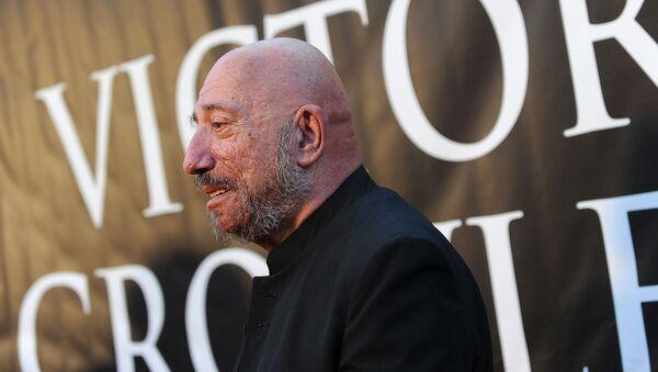 Актер Сид Хейг на премьере фильма Dark Sky Films Hatchett II в египетском театре (28 сентября 2010). Голливуд - Sputnik Армения