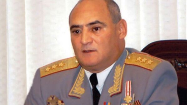 Айк Арутюнян - Sputnik Армения