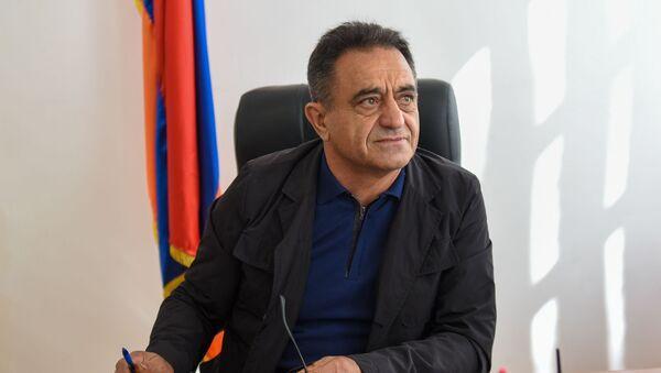 Директор Национального парка Дилижан Сурен Агаджанян - Sputnik Արմենիա