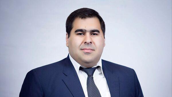 Сергей Гахраманян - Sputnik Արմենիա