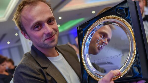VR-проекту РИА Новости вручена премия IPRA Golden World Awards - Sputnik Армения