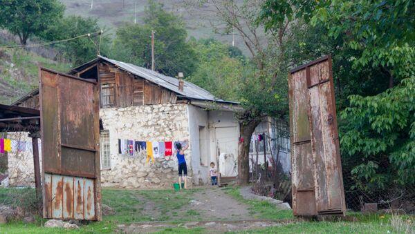 Село Таврус Сюникской области Армении - Sputnik Արմենիա