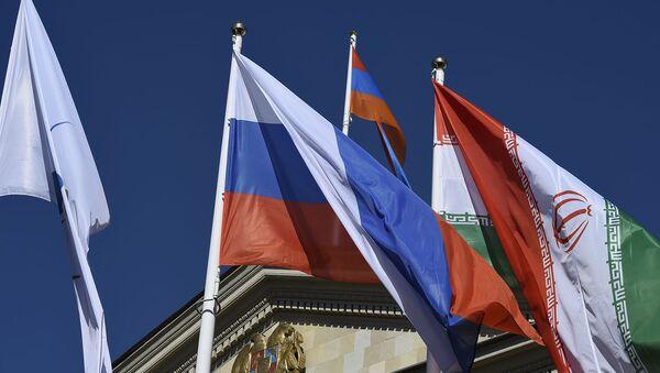 Заседание Высшего Евразийского Экономического Совета - Sputnik Արմենիա