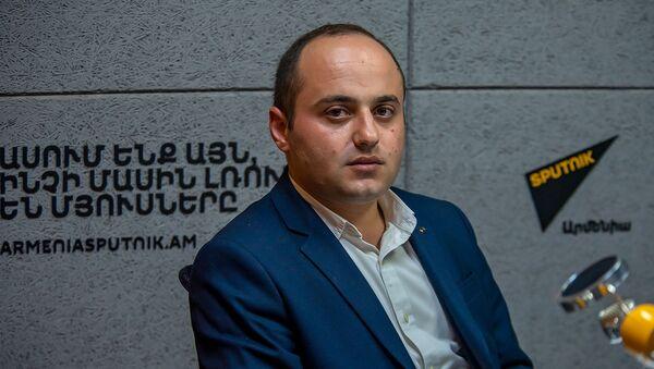 Гарик Мисакян - Sputnik Արմենիա