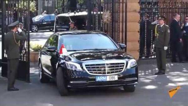 Прибытие высоких гостей на саммит ЕАЭС в Ереване - Sputnik Արմենիա