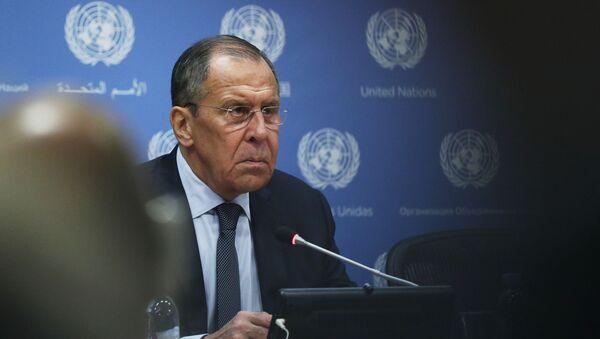 74-я сессия Генеральной Ассамблеи ООН в Нью-Йорке. День четвертый  - Sputnik Армения