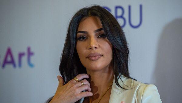 Ким Кардашьян посетила форум WCIT 2019 (8 октября 2019). Ереван - Sputnik Արմենիա