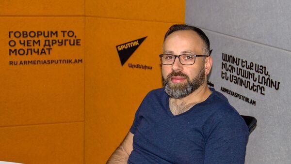 Арам Мхитарян - Sputnik Արմենիա