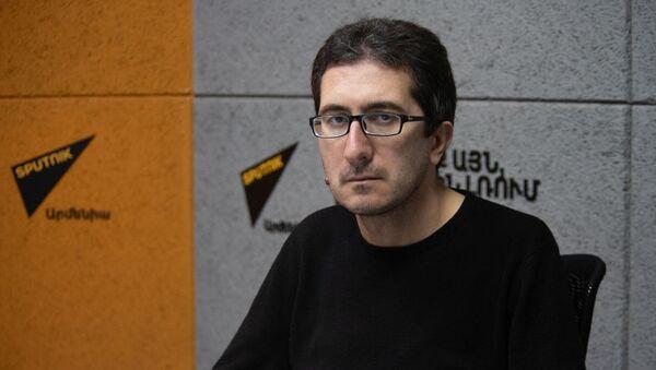 Давид Арутюнов - Sputnik Армения