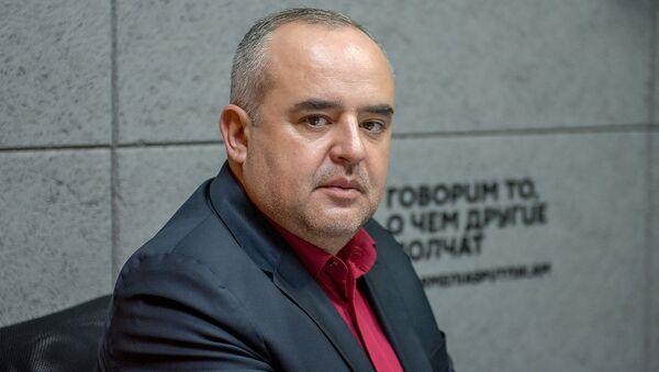 Тигран Атанесян - Sputnik Армения