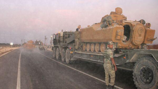 Ситуация на границе Турции и Сирии - Sputnik Արմենիա