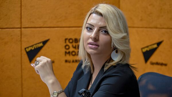 Гаяне Габриелян - Sputnik Արմենիա