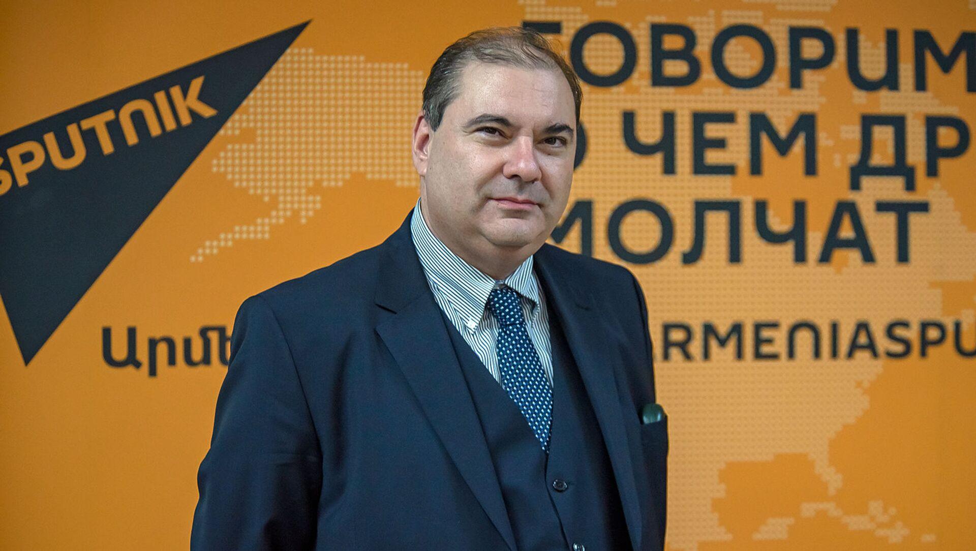 Александр Маркаров - Sputnik Արմենիա, 1920, 30.07.2021
