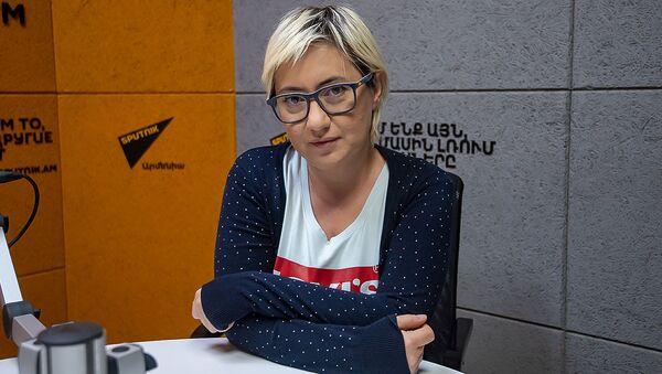 Հայ դիզայներ Լիանա Սարգսյանը` Milan Fashion Week-ում - Sputnik Արմենիա