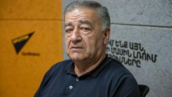 Саркис Шахазизян - Sputnik Արմենիա