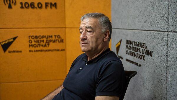 «Պոչամբարներն անխուսափելի են». Սարգիս Շահազիզյան - Sputnik Արմենիա