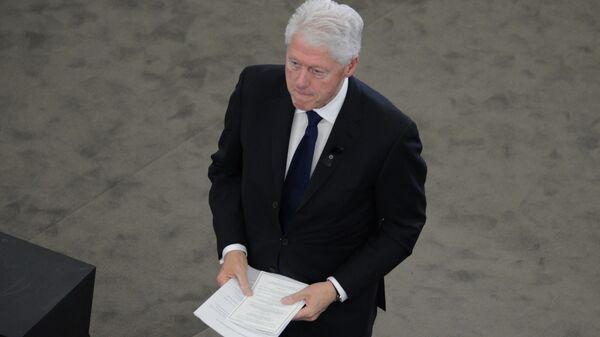 Экс-президент США Билл Клинтон - Sputnik Армения