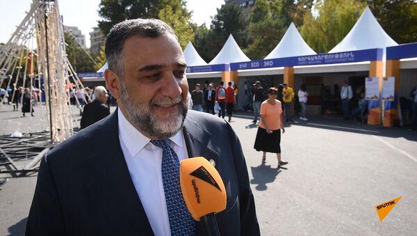 Гости столицы и известные армяне рассказали о том, что для них значит Ереван - Sputnik Армения