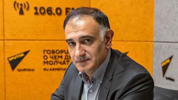 Погос Шагинян - Sputnik Արմենիա