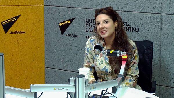 Диана Мартиросян - Sputnik Արմենիա