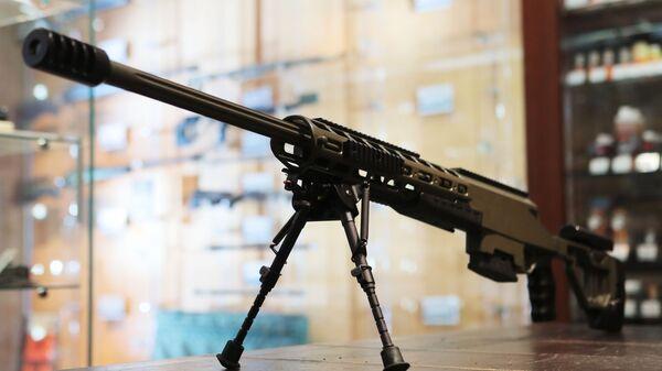 Продажа оружия в одном из магазинов ORSIS - Sputnik Армения